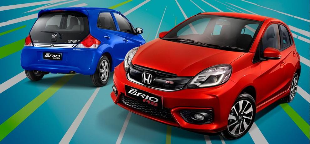 Honda Brio Dealer Mobil Honda Banjarmasin